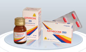 azithromycin 250 sore throat