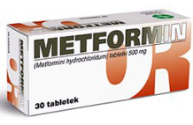 metformin and prednancy