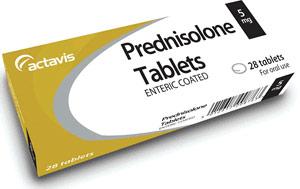 prednisone milligrams