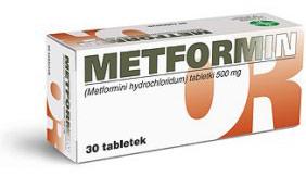 polycystic ovary metformin