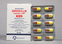 amoxicillin antibiotic uk