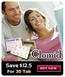 clomid fertility drug