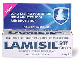 lamisil foot