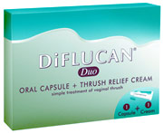 diflucan treating yeast infection